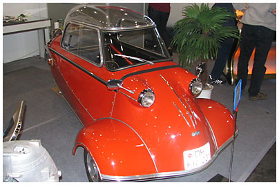 Messerschmitt / FMR Oldtimer