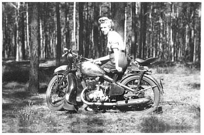 DKW Motorräder Oldtimer