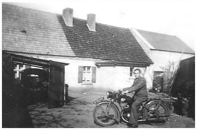 NSU Motorräder Oldtimer