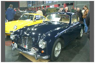 Aston Martin Oldtimer Pkw Nach 1945 01a 100328