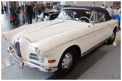 BMW 503 Cabrio
