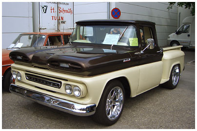 chevrolet pick up kategorie oldtimer vor pictures. Black Bedroom Furniture Sets. Home Design Ideas