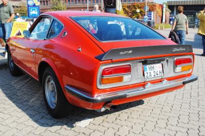 Datsun, 240 Z. Bild des Tages vom 18.10.2017