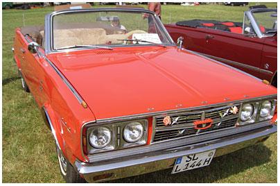 Dodge Dart GT Convertible