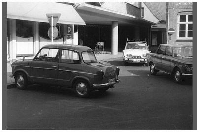 Fiat, 1300/1500. Bild des Tages vom 15.08.2018