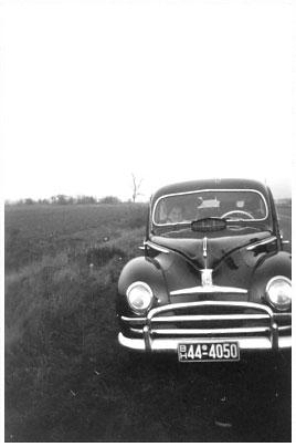 Ford Taunus de Luxe