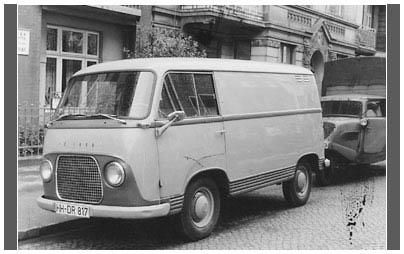 ford taunus transit fk 1000 pkw nach 1945 01a 0061. Black Bedroom Furniture Sets. Home Design Ideas