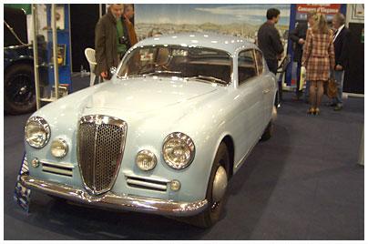 Lancia Aurelia B 20