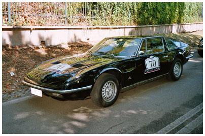 Maserati, . Bild des Tages vom 16.06.2019