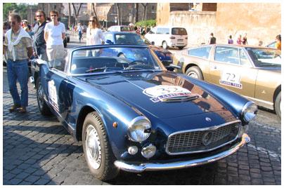Maserati Oldtimer