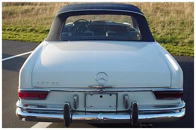 Mercedes-Benz SE Cabrio