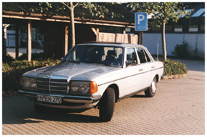 Mercedes-Benz W 123