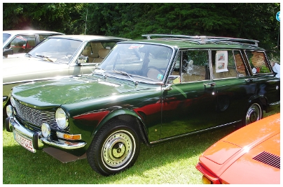 Simca 1500 Kombi Pkw Nach 1945 01a 300219