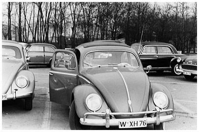 VW, Käfer. Bild des Tages vom 16.07.2018