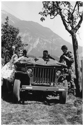 Willys Jeep / Jeep Oldtimer