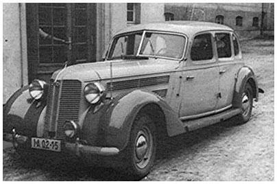 Audi 3,2 Liter Typ 920