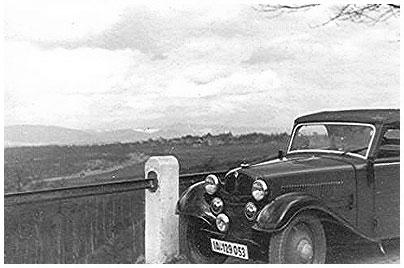 DKW F5 Cabriolet 2Sitzer