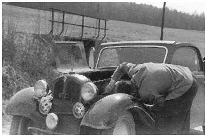 DKW Oldtimer