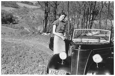 Ford Eifel Cabrio