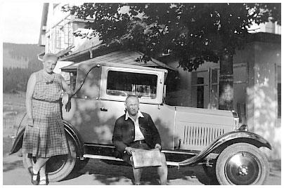 Opel 4/20 PS Cabriolet 2 Sitze