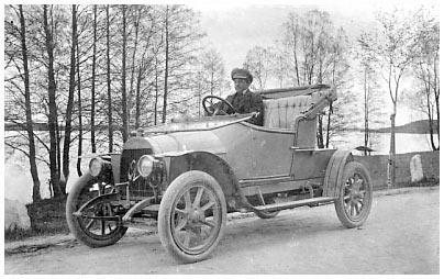 Opel, 5/12 PS. Bild des Tages vom 04.04.2020