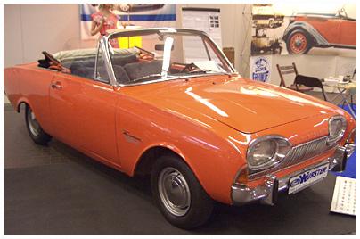 Ford, Badewanne als Cabrio. Bild des Tages vom 16.12.2018