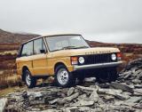 Erster Range Rover wird wieder gebaut