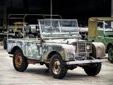 Ur-Land-Rover wird wiederbelebt