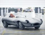 Jaguar baut legendären D-Typen weiter