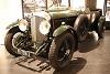 Ältestes Exponat: Bentley 4,5 litre von 1928