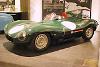 Seriensieger in Le Mans: Jaguar D-Type