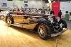 Luxus auf Rädern: offener Maybach Zeppelin mit V12-Motor