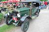 Erster Kleinwagen von Fiat: ein Fiat 509