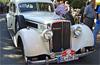 ^Erster Starter bei der Friesland-Rallye: Maybach 4,2 Liter