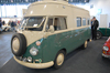Perfekt restaurierter VW T1 Safari Bus