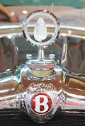 Extravagant: Brennabor Juwel mit echten Bleikristall