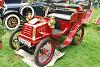 Der älteste: Darracq Motorwagen von 1900