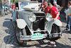 Profis im Einsatz: AvD-Mechaniker verarzten den Hispano-Suiza