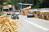 Führte zum Rennabruch: Porsche 904 in der Streckenbegrenzung