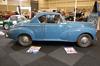 Auch kein alltäglicher Anblick: Peugeot 203 Coupe