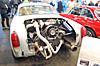 Sah im Stand schon schnell aus: Karmann Ghia mit Porsche-Motor
