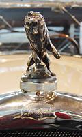 Auch sehr bekannt: der Peugeot-Löwe