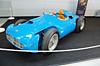 In der Formel 1 erfolglos: Bugatti 251 von 1955