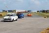 Kämpften um jeden Meter: DKW F12, Capri RS 2600 und Trabant